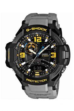 GA-1000-8AER - G-Shock heren horloge