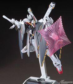HGBF 1/144 Crossbone Gundam X1 Full Cloth Type.GBFT NEW UPDATE Posters, Images, Info Release http://www.gunjap.net/site/?p=238831