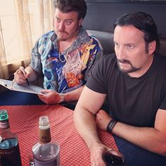 Trailer Park Boys - Ricky and Julian