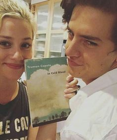 lili reinhart, cole sprouse, and riverdale image