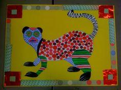 Room 9: Art!: Oaxacan Animals