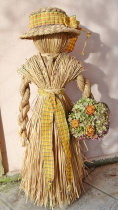 panenka z trávy