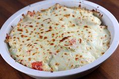 Chinese Buffet Crab Casserole Recipe @FoodBlogs