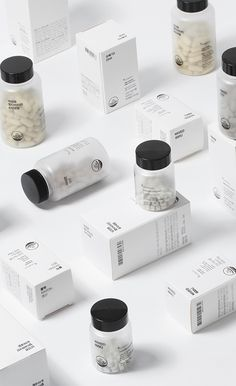 Health Supplement Food - Brand Design, for Naturence 2018 Designed by Jiyoun Kim, Dokyoung Lee Jiyoun Kim Studio™ Medical Packaging, Bottle Packaging, Brand Packaging, Supplements For Anxiety, Beauty Packaging, Brand Guidelines, Bottle Design, Packaging Design Inspiration, Lotion