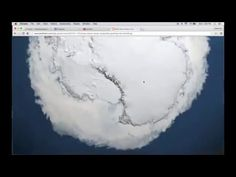 Nasa releases new FAKE photos of Antarctica by Under the Dome. FLAT EART...