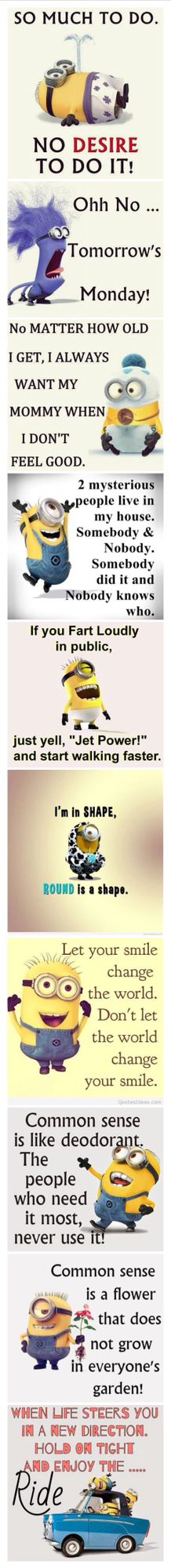 Minion funnies #2