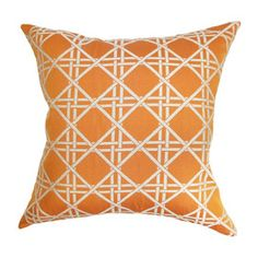 I pinned this from the Shades of Style: Bold & Bright - Vivacious Curtains & Colorful Pillows event at Joss and Main!