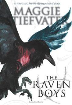 The Raven Boys (Raven Cycle) by Maggie Stiefvater, http://www.amazon.com/dp/0545424925/ref=cm_sw_r_pi_dp_5zqPqb1W9CM1E