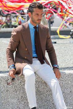 イタリア メンズ ファッション 冬