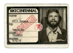 "Bikecentennial made Bill a more goal-oriented person. ""Once you do that [Bikecentennial] you can pretty much accomplish anything,"" he says. To stay in touch with Adventure Cycling about the 40th anniversary c"