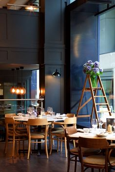 Our first City Brasserie, come on in and eat with us