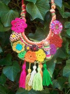 Pia Lambrechts diseño de accesorios.