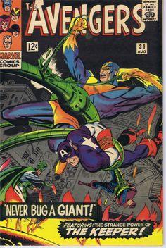 Avengers #31.  www.ephemeritor.com