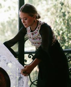 ¿A una boda vestida por las Olsen? ¡No, vestida DE las Olsen!