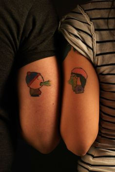 24 Incredible Tattoos Inspired by South Park