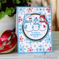 ** The Dies Have It ** : Simon Says Stamps STAMPtember Gina K. Designs Exclusive - Two More Projects to Share