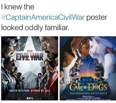 I sincerely hope that this is where they went for inspiration on the the posters