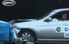 2008 Chevrolet / Holden Epica çarpışma testi
