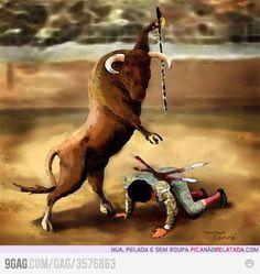 BullfighterFight