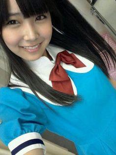 NMB48オフィシャルブログ :  (    *・ω・みるるんルン)ノ http://ameblo.jp/nmb48/entry-11341198341.html