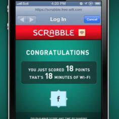 «Wifi» : mot compte triple ?   Supergazol