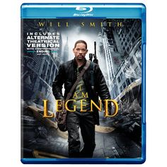 I Am Legend ~ I don't scare easily... but this one scared me!  Click to watch the trailer.