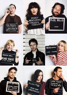 Banco mucho a varios de estos actores.