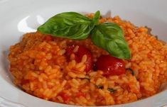 Risotto aux Tomates et Parmesan WW Parmesan Risotto, Plats Weight Watchers, Greek Potatoes, Spaghetti Squash Recipes, Risotto Recipes, Best Food Ever, Pasta, Food 52, Easy Cooking