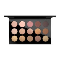 Eye Shadow x15 Warm Neutral MAC Cosmetics Official Site ($85) ❤ liked on Polyvore featuring beauty products, makeup, eye makeup, eyeshadow, beauty, eyes, palette eyeshadow, mac cosmetics and mac cosmetics eyeshadow