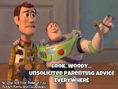 #Autism #Parent (unfortunately, so very true...)