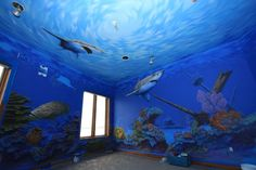 Image result for underwater bedroom ideas