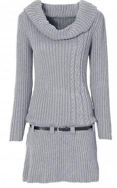 rochii tricotate scurte