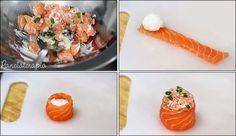Nada como salmão com mais salmão para animar o paladar! Veja aqui como fazer.