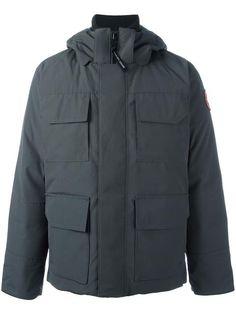 CANADA GOOSE 'Maitland' Padded Jacket. #canadagoose #cloth #jacket