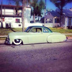 Nobu's 1951 Chevy