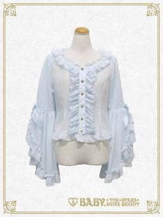 Baby, the stars shine bright Rin chan's twinkle fairy blouse