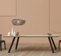 Pixie Oval Table
