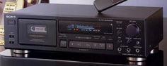 SONY TC-RX77 auto reverse tape deck