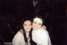 Exclusiva: Foto de Maite Perroni y Ana Brenda Contreras cuando eran adolescentes!