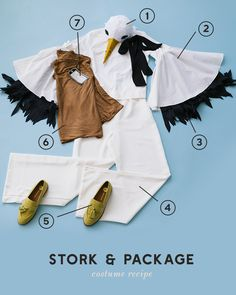 5 mama and baby costumes