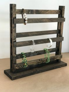 Excited to share the latest addition to my #etsy shop: Bracelet Bar Display / Upright Bracelet Display / Bracelet Display / Bracelet Display Holder / Watch Display /E Cuff Display / Jewelry Store http://etsy.me/2Fmh2G1 #jewelry #jewelrystorage #braceletdisplay #bracele
