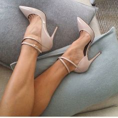 Dark Nude Pumps - Shop Now                                                                                                                                                                                 More