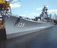 The USS Salem ( CA-139)  Salem Massachusetts  Reported to be haunted Uss Salem, Boston Vacation, Model Warships, Fleet Week, Royal Australian Navy, Navy Aircraft Carrier, Heavy Cruiser, Us Navy Ships, Man Of War