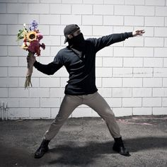 Les oeuvres de Banksy dans la vraie vie !