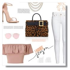 """""""'The Season'"""" by vain-vanny ❤ liked on Polyvore featuring Miss Selfridge, H&M, Stuart Weitzman, Bally, DaVonna and LMNT"""