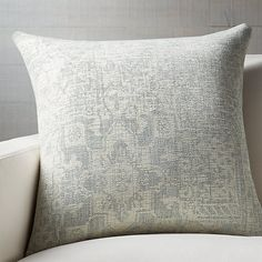 "Amelle 23"" Pillow with Down-Alternative Insert 