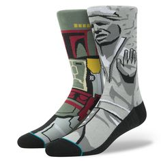Stance Socks - Star Wars - Frozen Bounty, Sub Zero, Lando or Princess, L