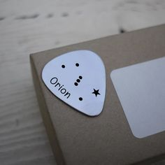 Stainless steel guitar pick that can be laser engraved with the message/image as shown in the first photo. Material: Solid stainless steel or anodized aluminum (various colors to choose from), DiMen'sions: x (height x width) Guitar Picks Personalized, Personalized Gifts, Custom Engraving, Laser Engraving, Pilot Gifts, Steel Guitar, Father Of The Bride, Groomsman Gifts, Gifts For Husband