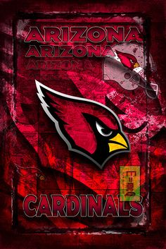Check out all our Arizona Cardinals merchandise! Arizona Cardinals Wallpaper, Arizona Cardinals Football, Nfl Football, Football Helmets, Az Cards, Homer Alaska, Sports Fanatics, Map Art, Best Games