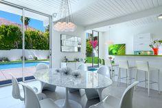 Las Palmas Oasis - modern - dining room - los angeles - H3K Design